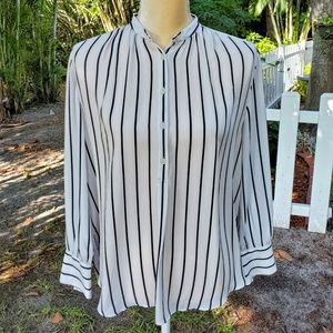 🆕️ Ann Taylor Long Sleeve Blouse